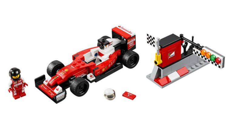 Lego Speed Champions: i nuovi kit del 2017