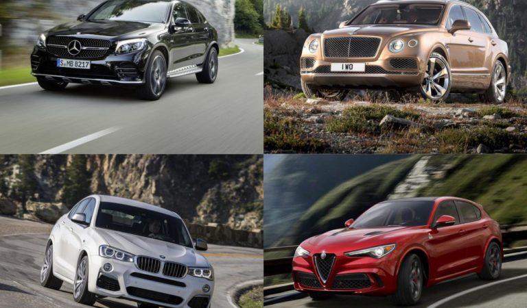 Qual è il tuo SUV preferito del 2017?
