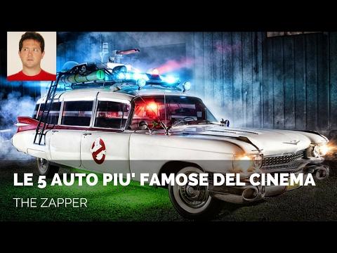 Le 5 AUTO più FAMOSE del CINEMA | The Zapper