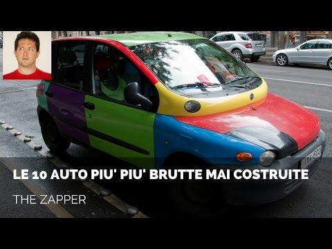 Le 10 AUTO più BRUTTE mai costruite | The Zapper