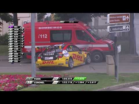 WTCC   Ha un problema alla vettura, si schianta contro un mezzo di soccorso [VIDEO]