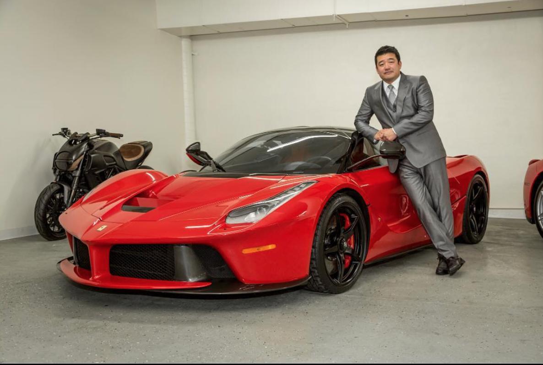 Ferrari La Ferrari >> La Ferrari Ha Rifiutato Di Vendere Una Laferrari Aperta Ad
