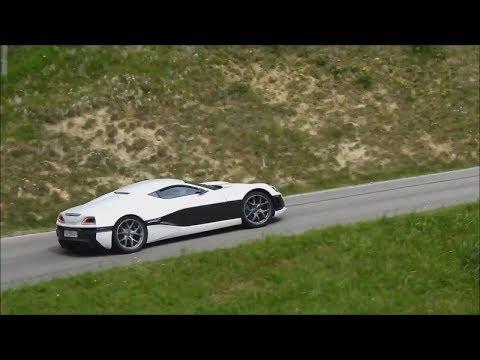 L'incredibile incidente di Richard Hammond in Svizzera [VIDEO]