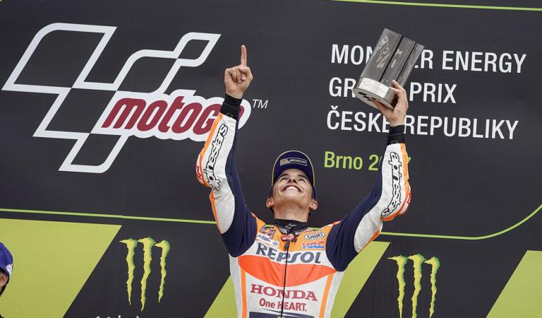 MotoGP | Brno 2017: 10 foto da ricordare