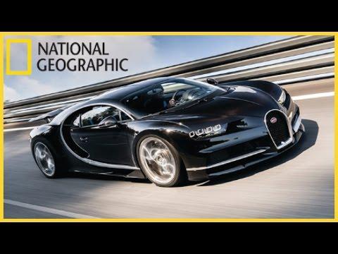 Ecco come costruiscono la Bugatti Chiron [VIDEO]