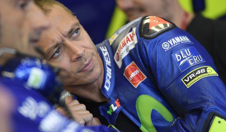 Valentino Rossi tornerà in pista ad Aragon? [SONDAGGIO]