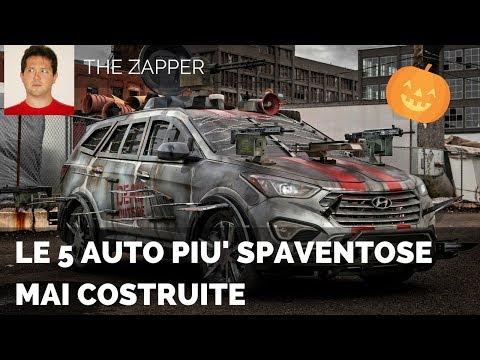 Le 5 auto più spaventose mai costruite Speciale Halloween | The Zapper