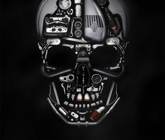 Secondo noi è stata di Harley-Davidson la migliore pubblicità per Halloween