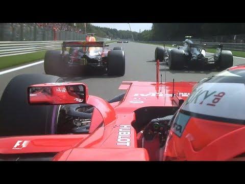 F1 | I migliori 10 sorpassi del 2017, scelti dai Tifosi [VIDEO]