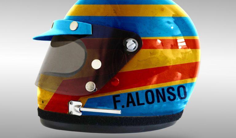 F1 | Se i piloti corressero con i caschi degli anni '70