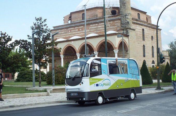 Milano, presto arriveranno i mini-bus a guida autonoma ed elettrici