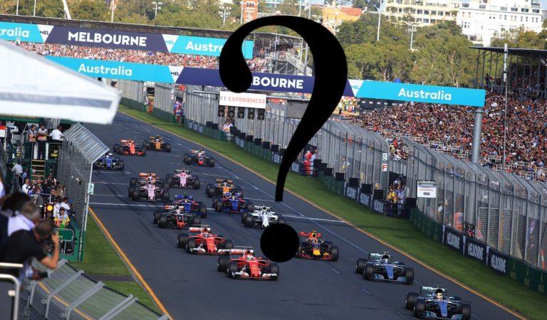 F1   Chi vincerà il GP d'Australia 2018? [SONDAGGIO]