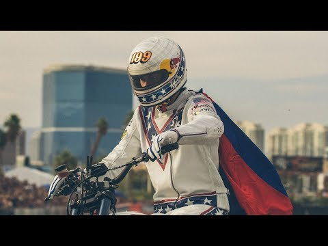 Il nuovo acrobatico triplo Record di Travis Pastrana con la moto [VIDEO]