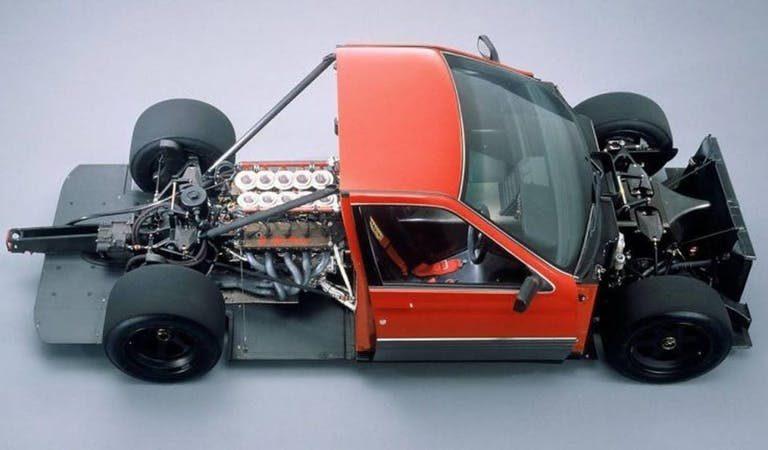 5 auto che hanno tratto ispirazione dalla Formula Uno