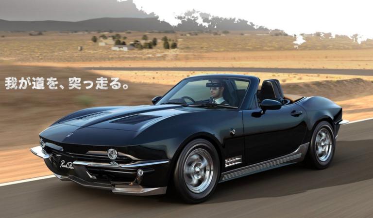 Mitsuoka Rock Star, la Corvette giapponese con la meccanica di una MX-5