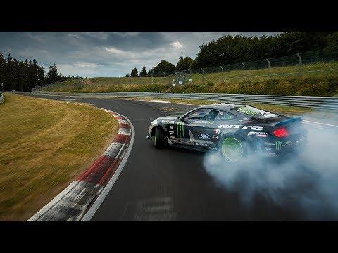 Il nuovo record di Drift, sul Nurburgring Nordschleife, gestendo 900 CV [VIDEO]