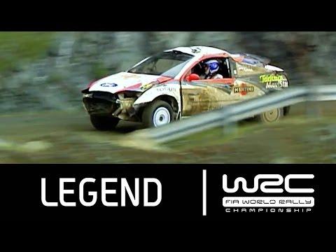 WRC | Quello che di meglio ci ha lasciato Colin McRae [VIDEO]