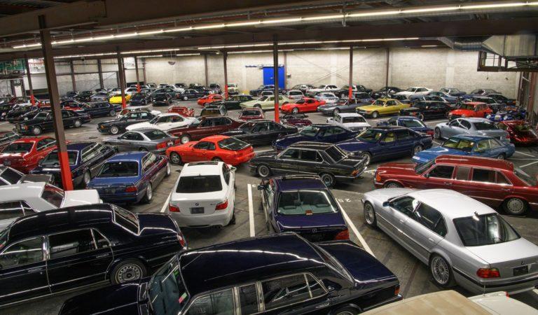 Sarà all'asta un intero garage di Youngtimer nel 2019, preparate il portafogli