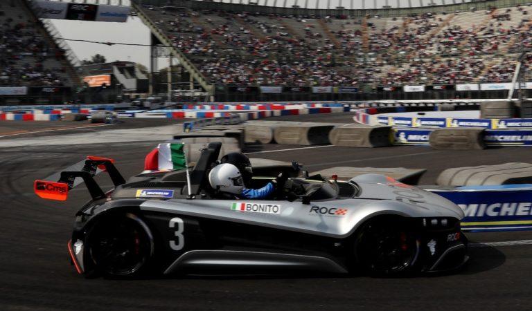 Enzo Bonito, l'italiano che a sorpresa ha battuto diversi celebri piloti alla ROC 2019
