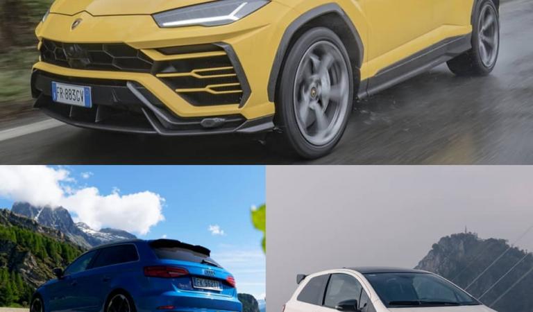 Abbiamo scelto le nostre tre auto sportive 'alternative' del 2018