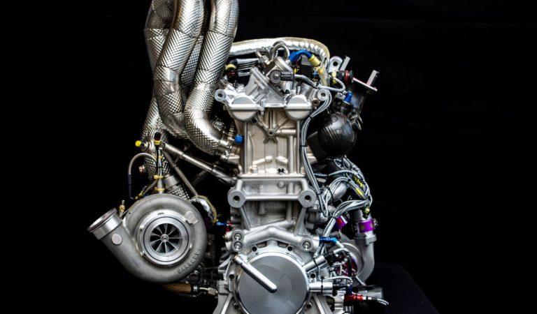 Il 4 cilindri dell'Audi RS5 da DTM non farà rimpiangere gli amanti dei V8 aspirati