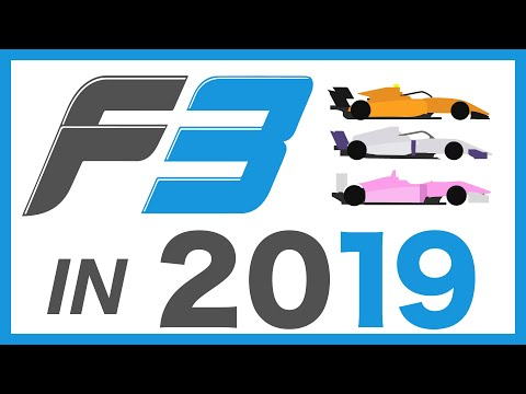 Ecco spiegato come si dividono i Campionati di F3 in questo 2019 [VIDEO]