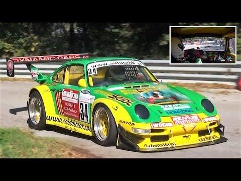 Gestire una vecchia Porsche da 800 CV, a 70 anni, sulle gare in salita [VIDEO]