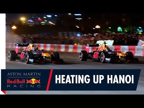F1 | Le Red Bull hanno dato spettacolo in Vietnam, che ospiterà un Gran Premio nel 2020 [VIDEO]