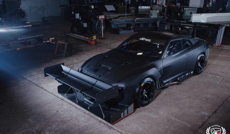 Franco Scribante Racing ha preparato una Nissan GT-R da 1600 CV per un motivo ben preciso