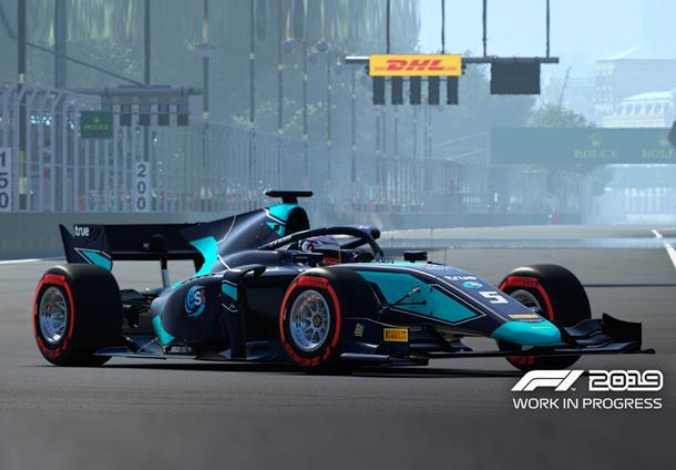 Il videogioco «F1 2019» darà la possibilità di giocare anche con le Formula 2 [VIDEO]