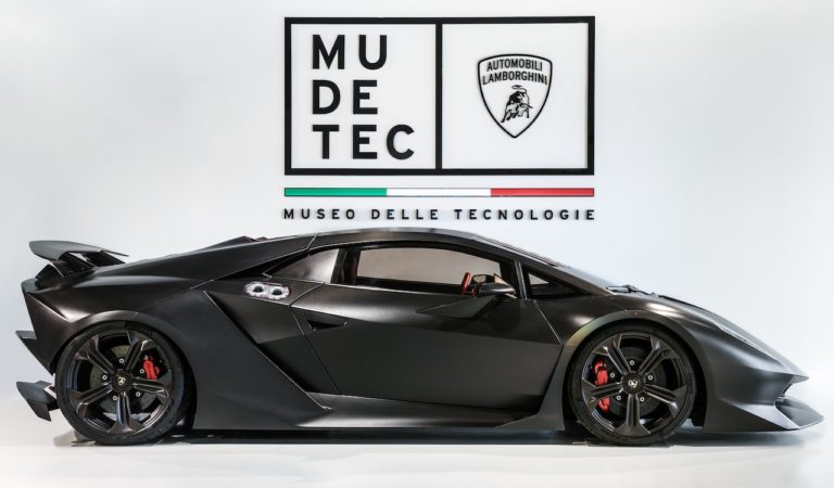 MUDETEC, ecco il nuovo fighissimo museo di Lamborghini per raccontare la storia del marchio