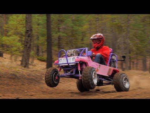 La Jeep Barbie per le principesse fuori dall'ordinario: 50 CV e ben poco dell'originale [VIDEO]