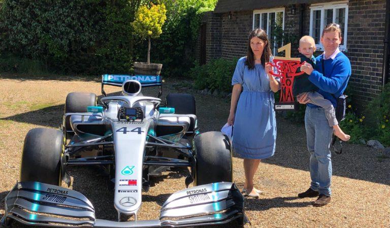 F1 | Il bel gesto di Lewis Hamilton dopo il GP di Spagna merita di essere raccontato