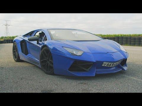 In Russia qualcuno si è costruito una Lamborghini Aventador da sé