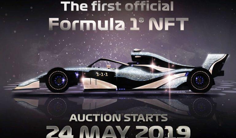 F1 | Una monoposto virtuale è stata venduta ad oltre 100mila dollari, pura follia?