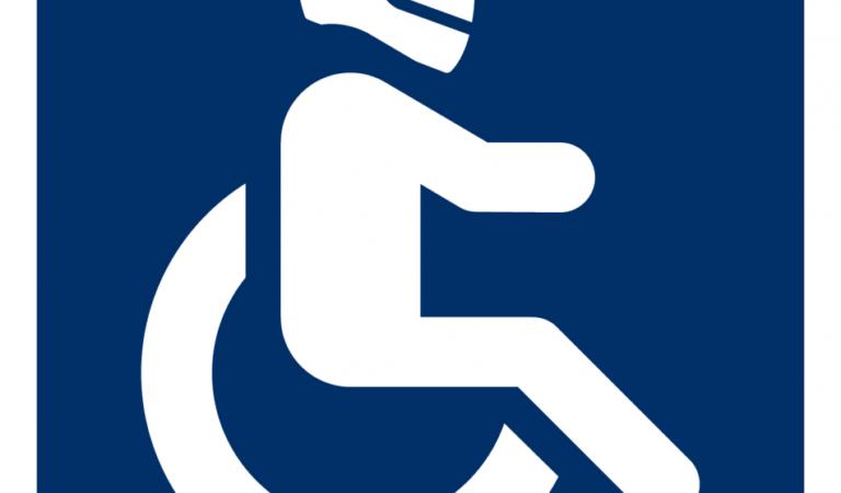 C'è un nuovo simbolo promosso dalla FIA per identificare i piloti disabili