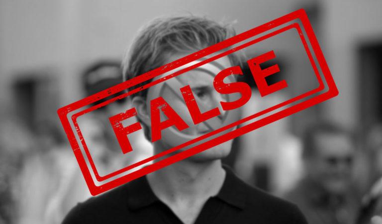 F1 | Non è vero che Nico Rosberg si sia fatto ritirare il pass per entrare nel paddock