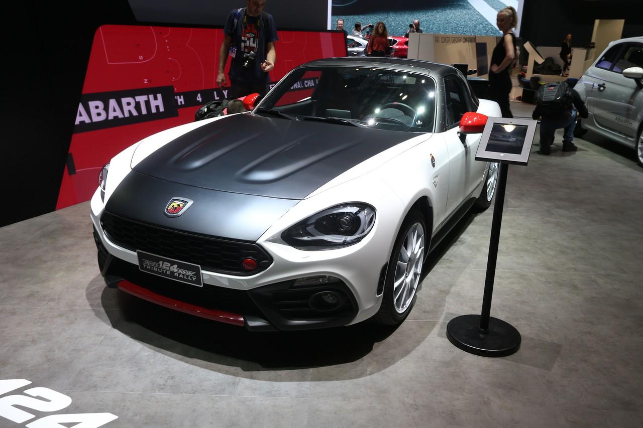 Abarth 124 Rally Tribute Edition - Salone di Ginevra 2019