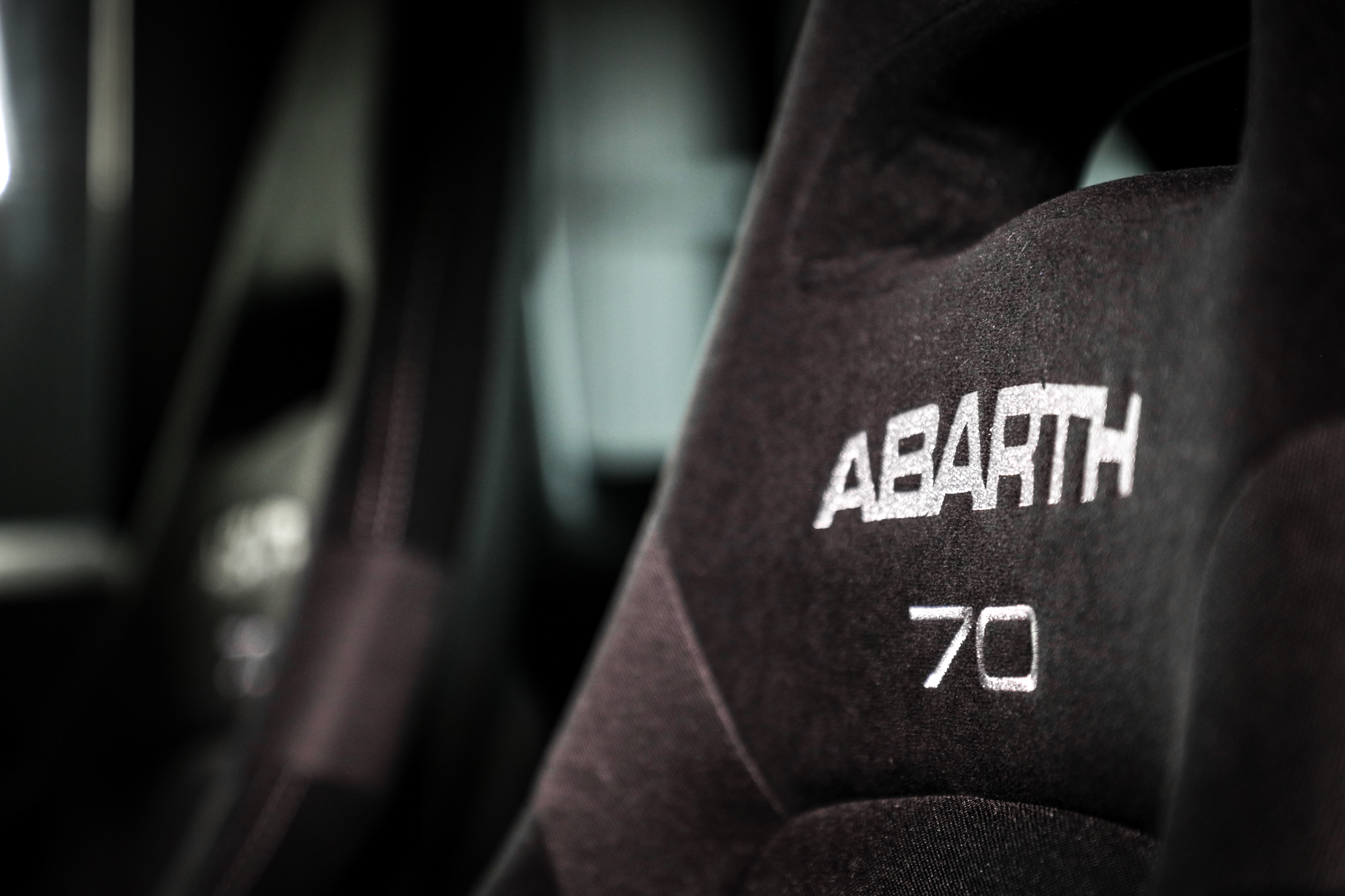 Abarth 595 Pista 2019