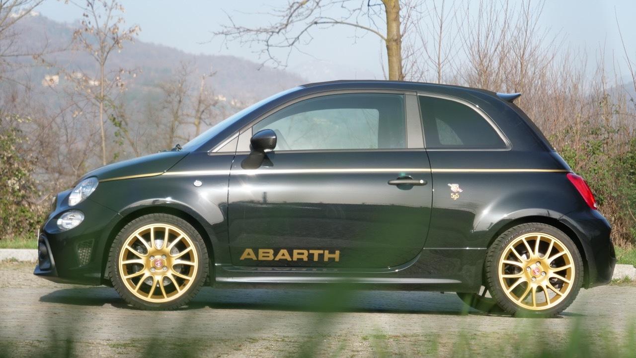 Abarth 595 Scorpioneoro - Come Va