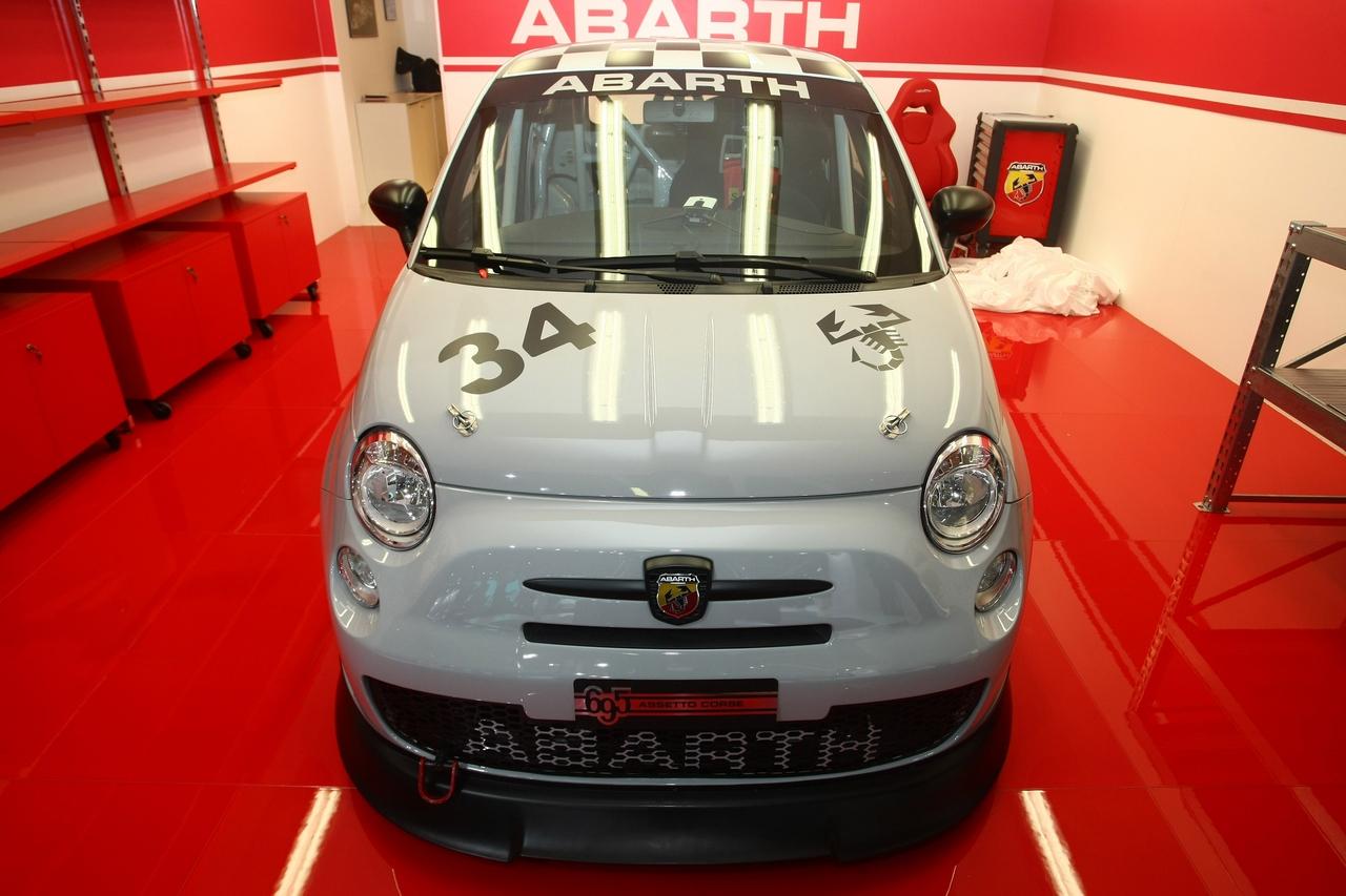 Abarth 695 Assetto Corse
