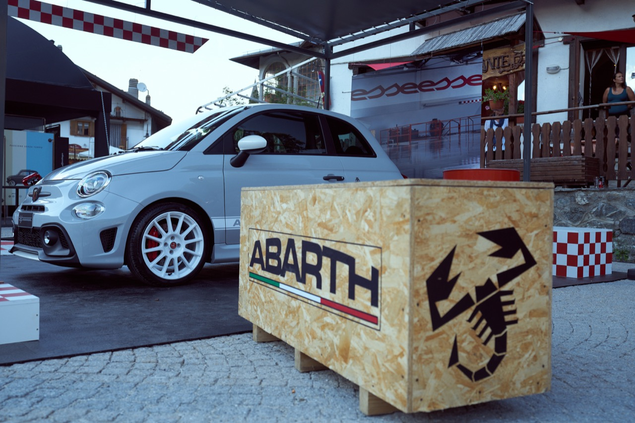 Abarth - Cesana-Sestriere Experience 2019
