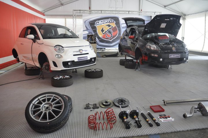 Abarth Race Days 2011 Summer Edition