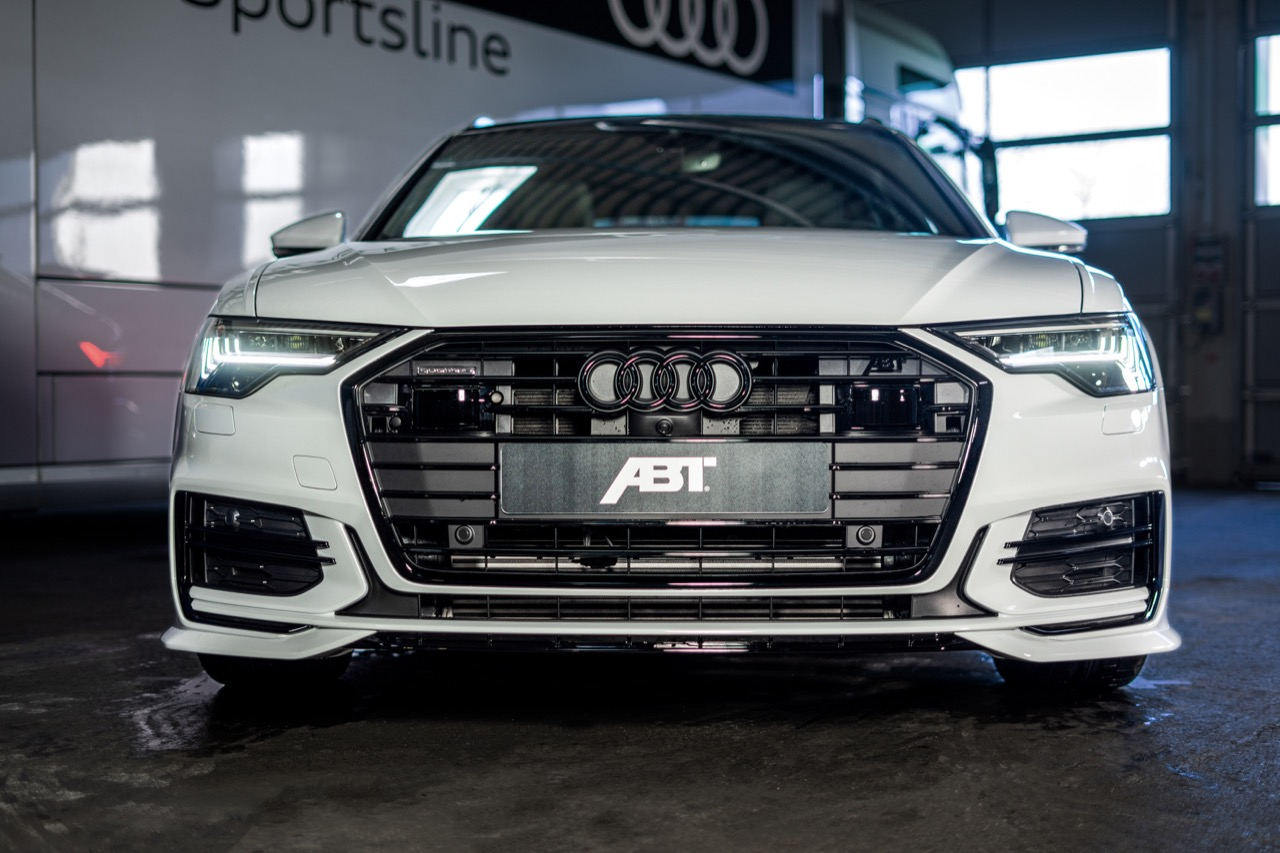 ABT Audi A6 Avant - anteprima Salone di Ginevra 2019