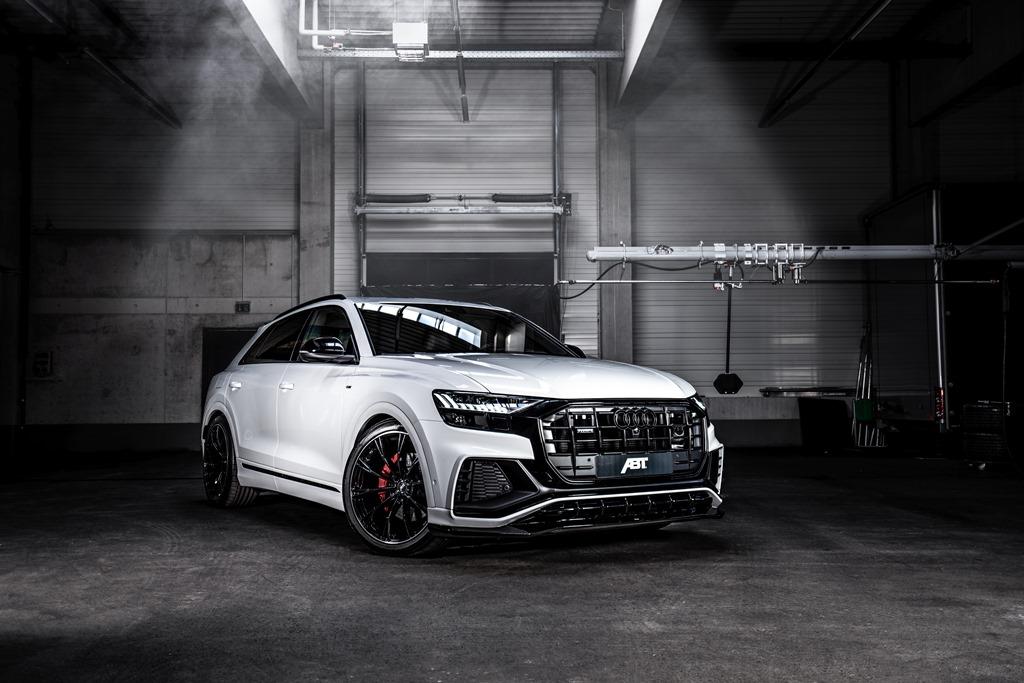 ABT Audi Q8 50 TDI