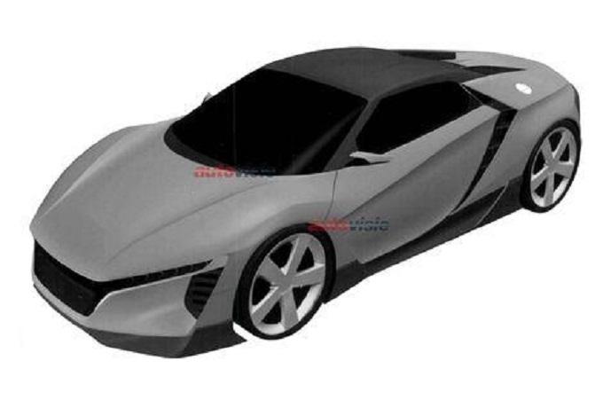 Acura - Design brevetto