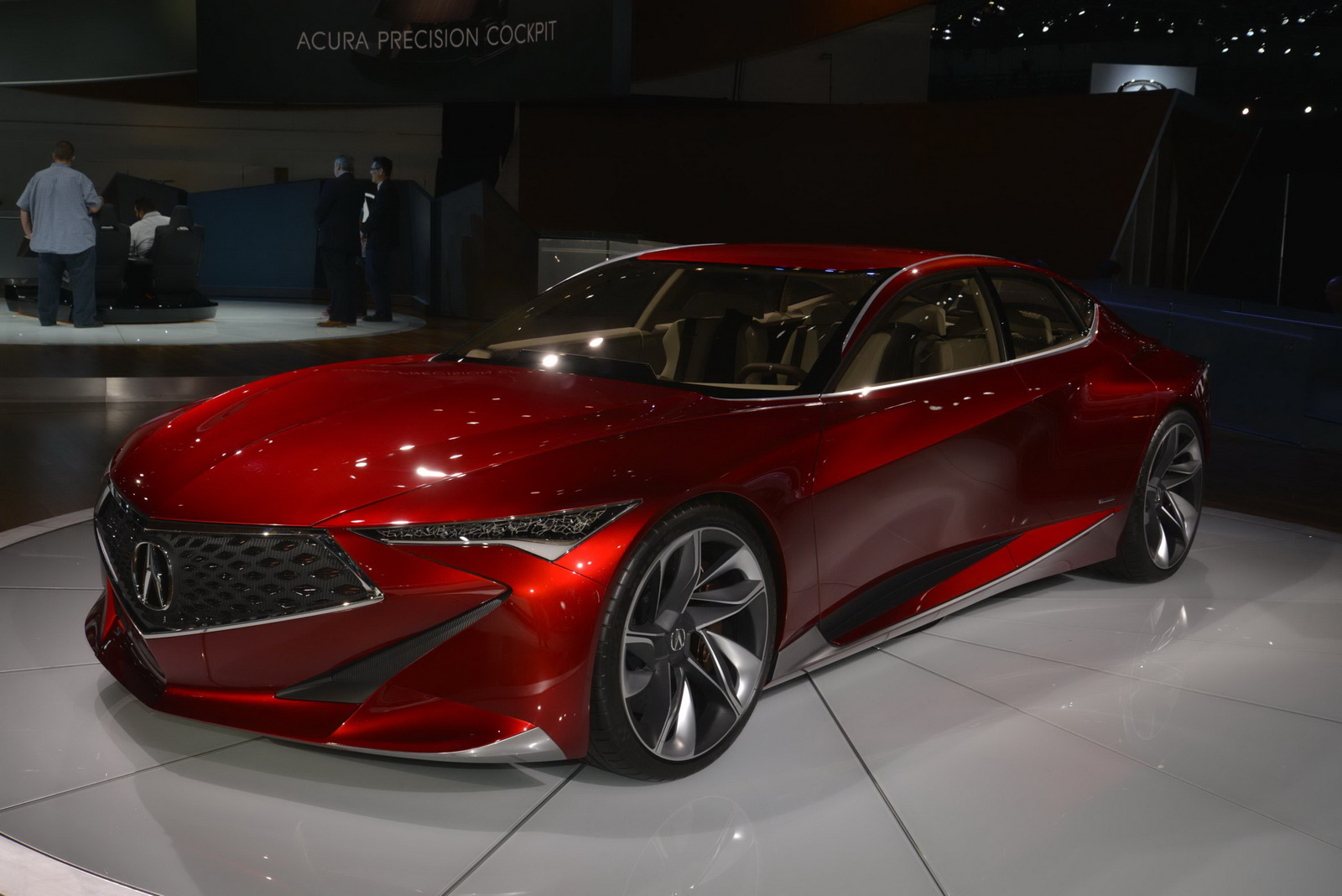 Acura Precision Concept -  Salone di Los Angeles 2016