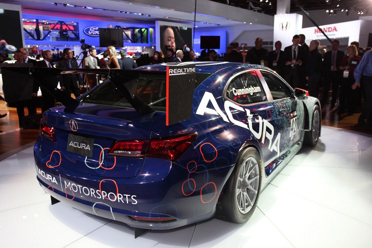 Altre Foto della Galleria: Acura TLX GT - Salone di Detroit 2014