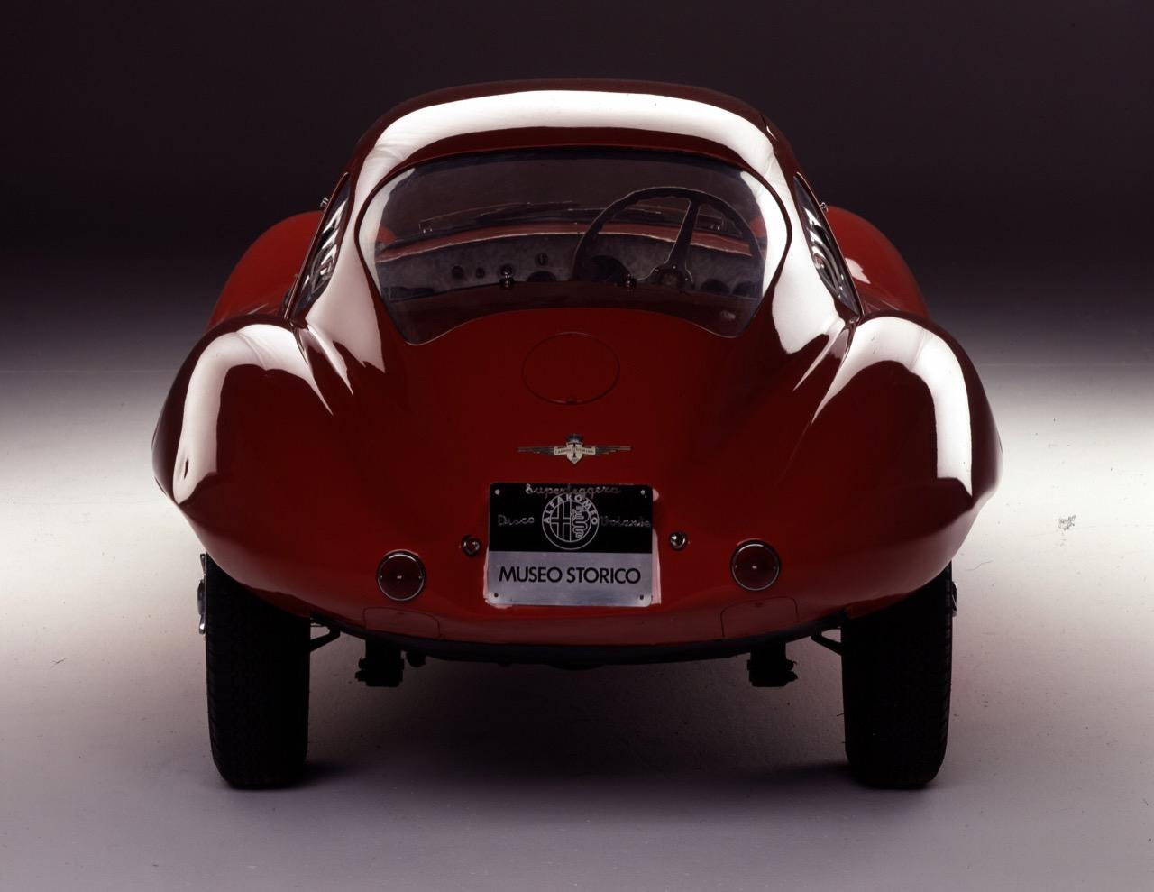 """Alfa Romeo 1900 C52 """"Disco Volante"""" Coupé (1952-1953)"""