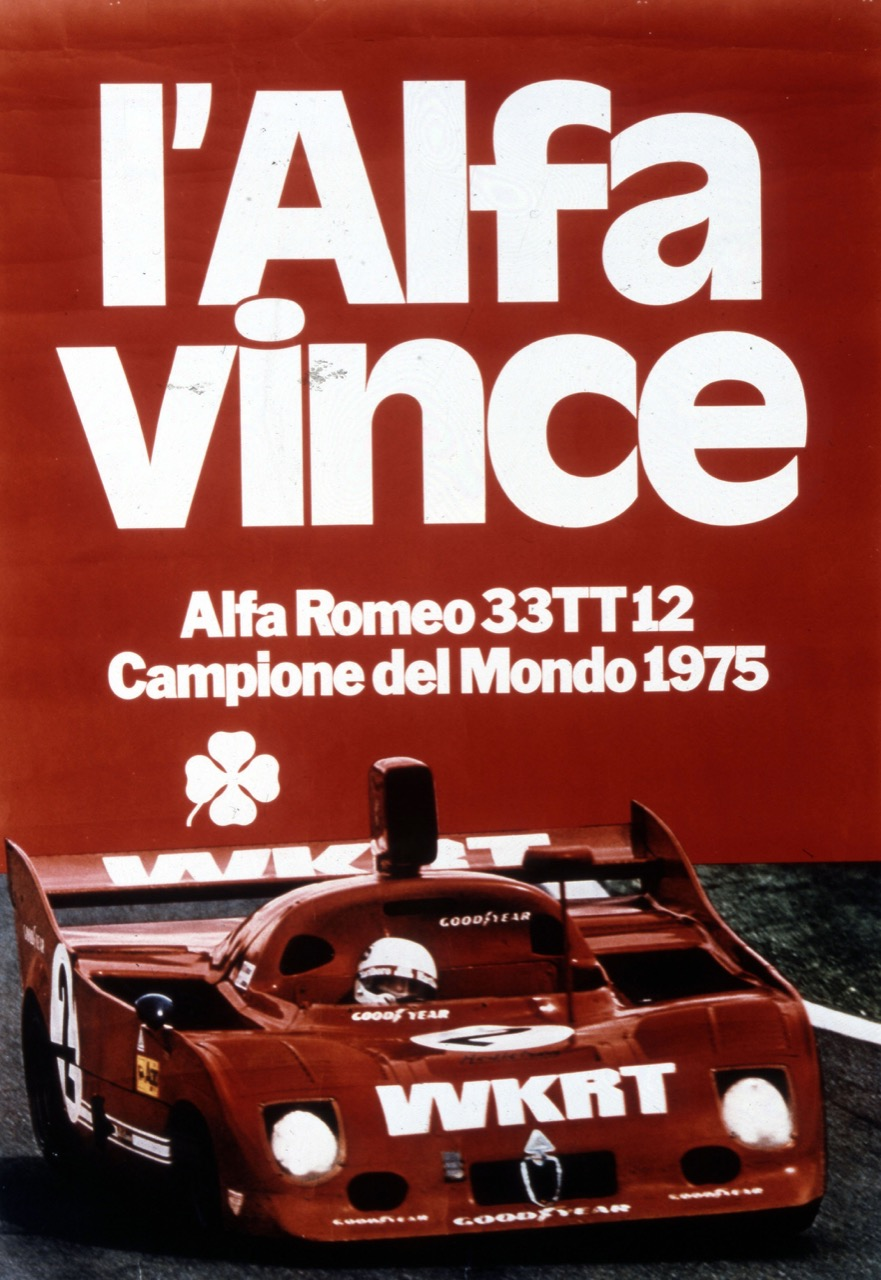 Alfa Romeo 33 TT 12 - foto